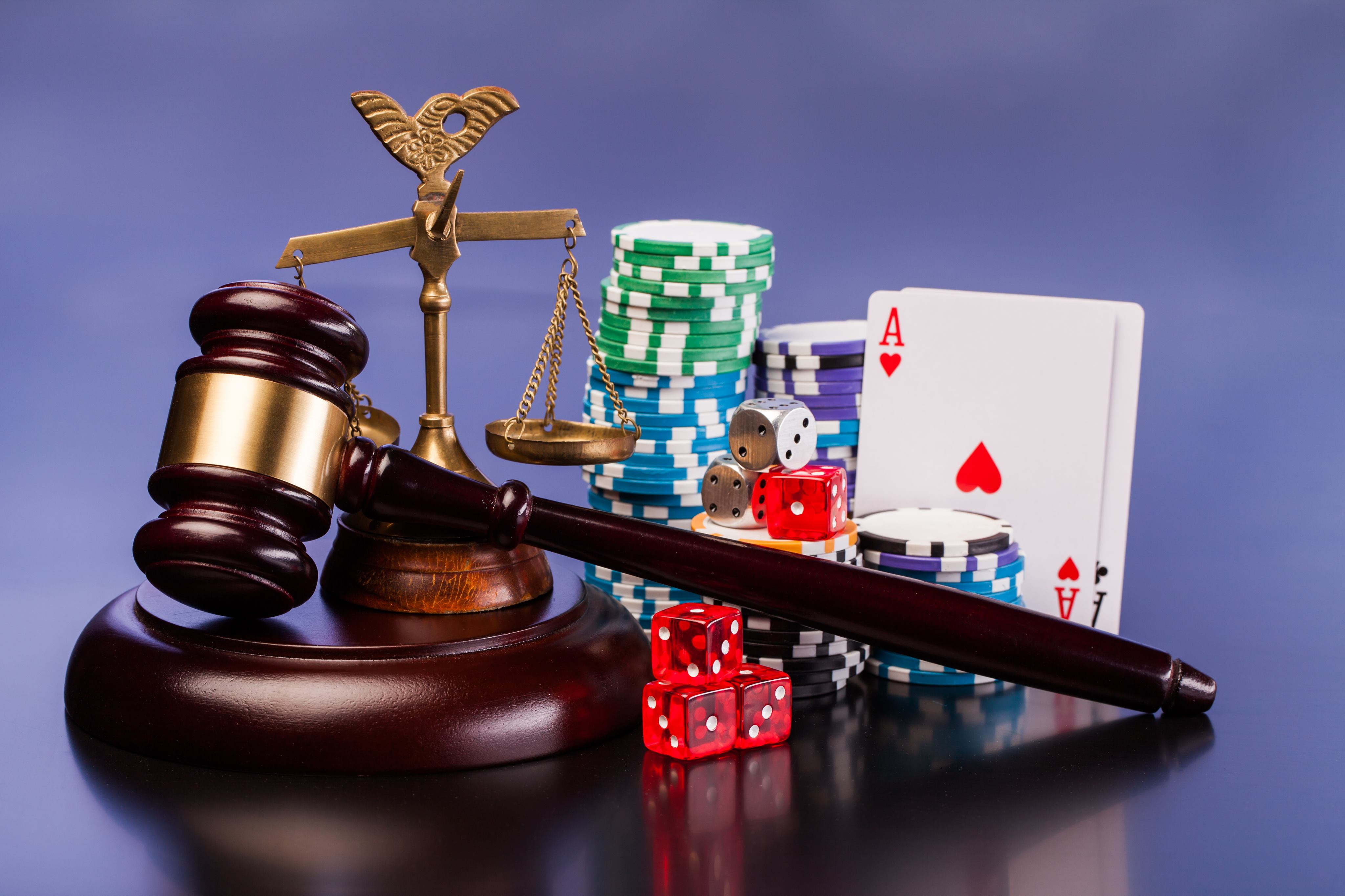 online casino rules visual depiction