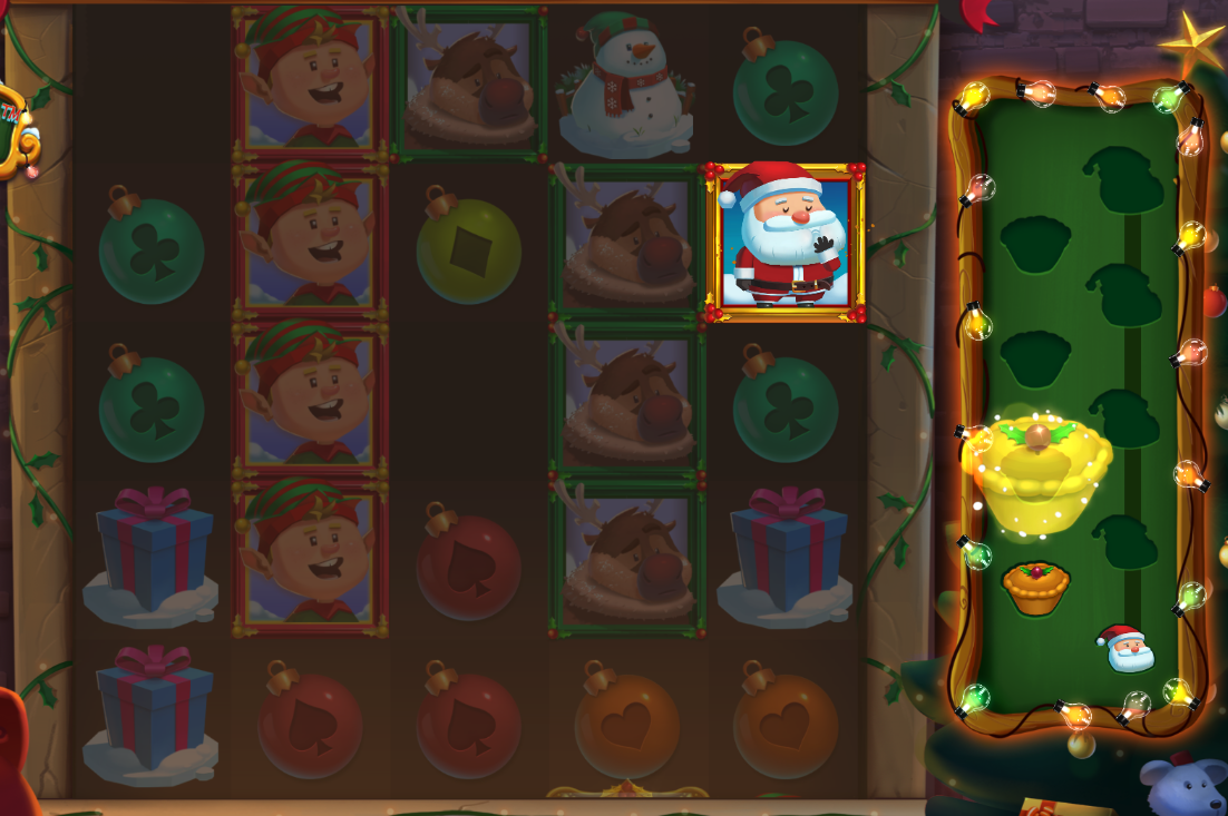 fat santa slot review bonus