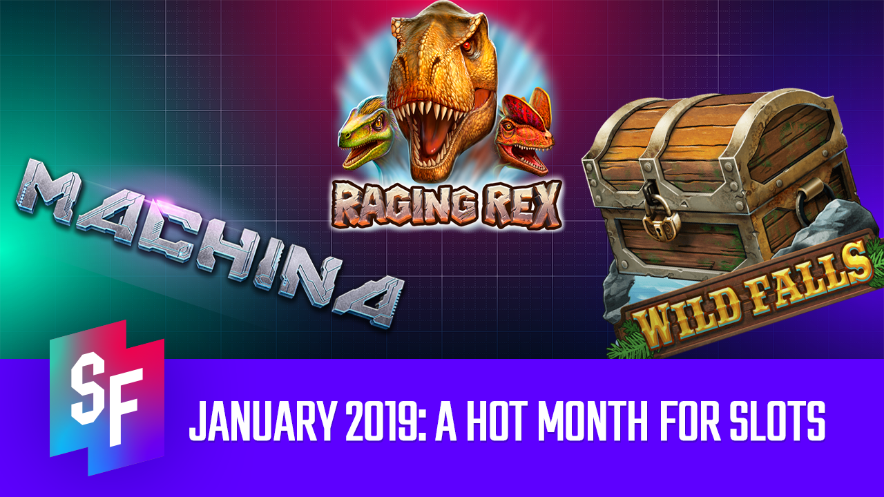 best new slots of january 2019 header