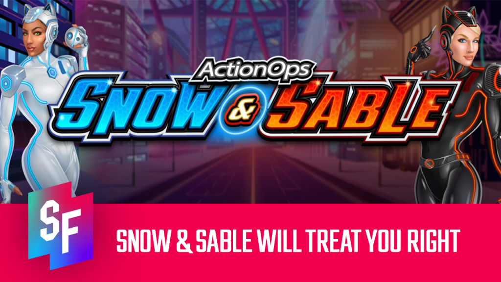 Action Ops Snow Sable Slot Review