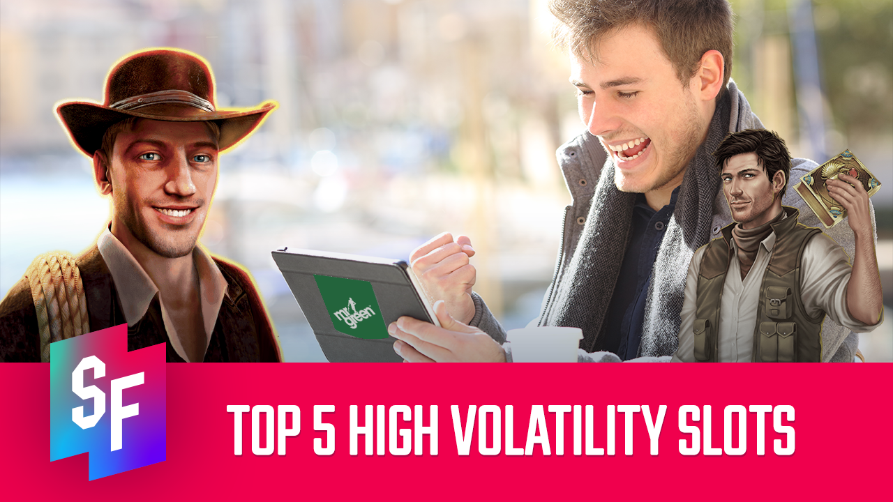 high volatility slots top 5