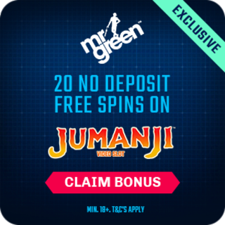 online slots tips recommending an exclusive bonus on mr green