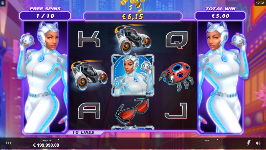 Action Ops Snow Sable Slot Review Bonus